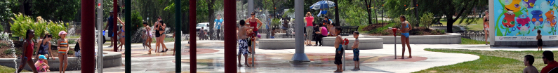 Splash Pads In Brampton