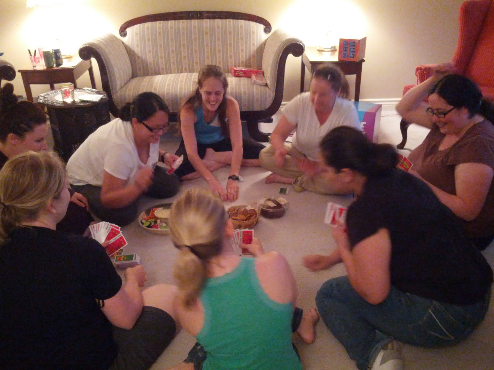 game play with adult Fun to