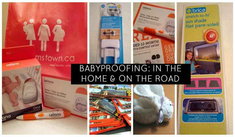 Babyproofing: In the Home and On the Road