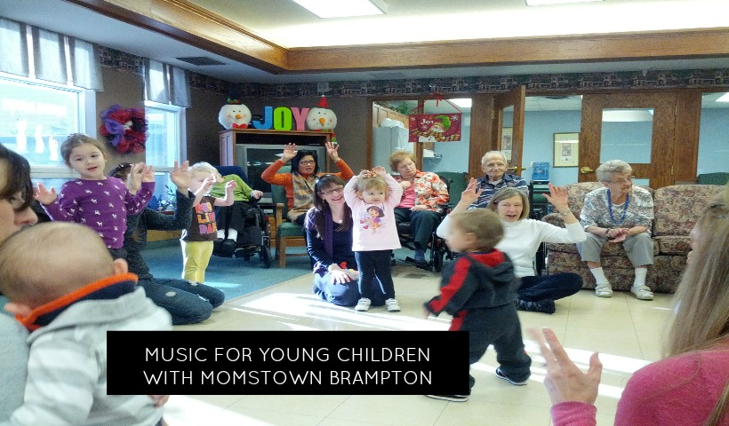 Music Classes for Children in Brampton: Music for Young Children
