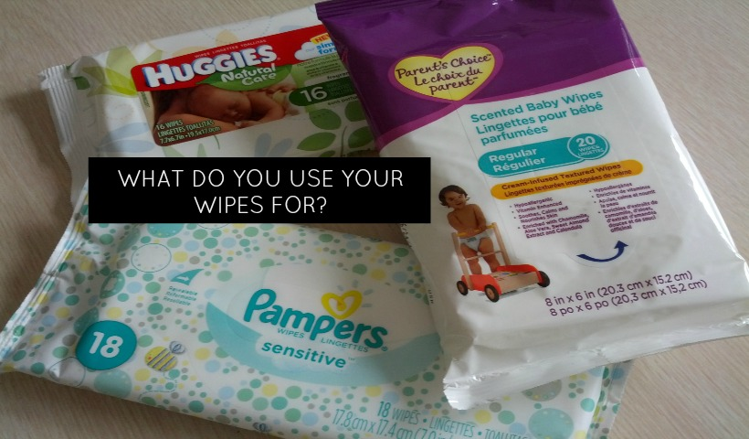 What Do You Use Wipes For?