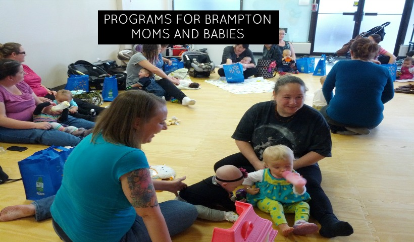 Mom and Baby Program in Brampton: January Schedule
