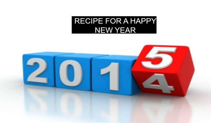 Recipe for a Happy New Year
