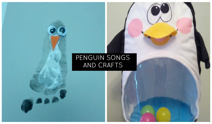 Penguin Songs and Crafts