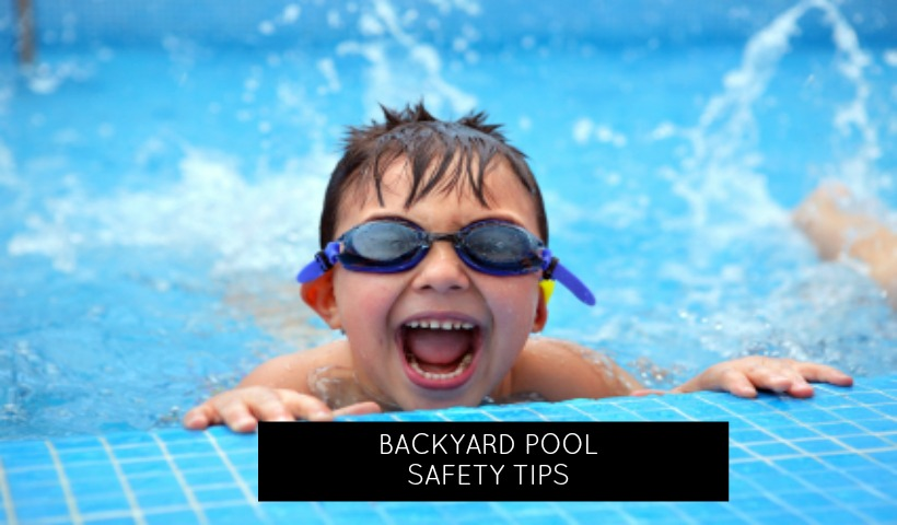 Backyard Pool Safety Rules